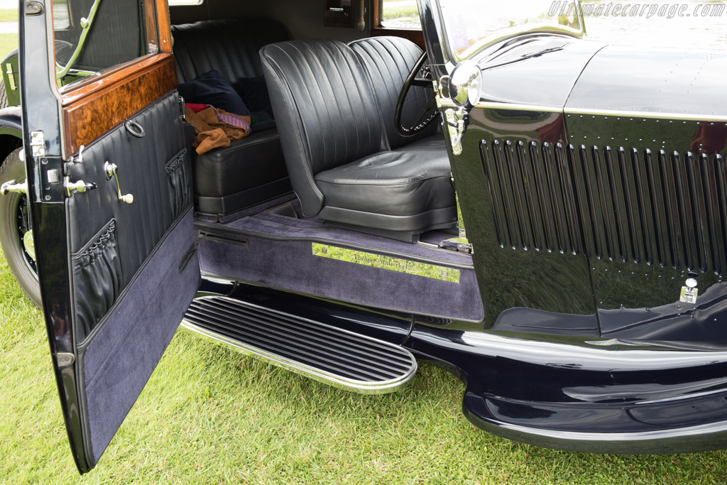 Rolls-Royce Phantom II Thrupp & Maberly Coupe  - Entrant: Sir Michael Kadoorie  - 2015 Chantilly Arts & Elegance