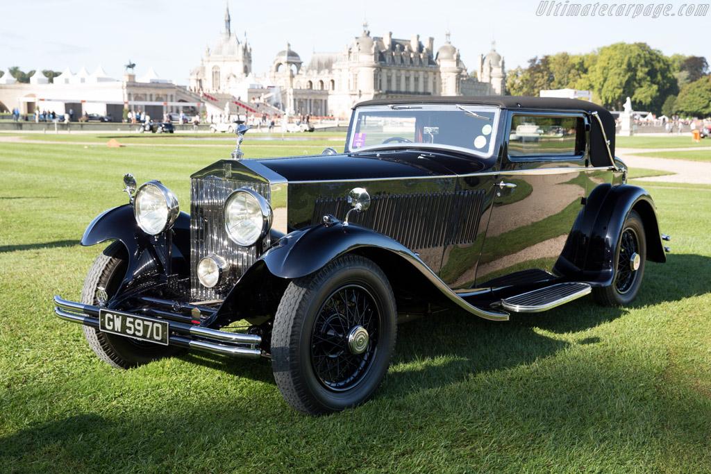 Rolls-Royce Phantom II Thrupp & Maberly Coupe  - Entrant: Sir Michael Kadoorie  - 2015 Chantilly Arts & Elegance