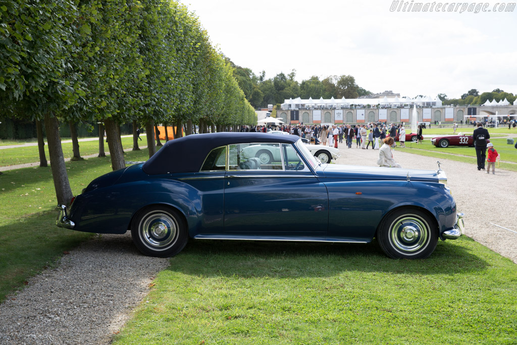 Rolls-Royce Silver Cloud Convertible  - Entrant: Gérard Lopez  - 2015 Chantilly Arts & Elegance