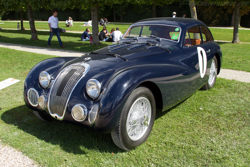 Talbot Lago T26 GS Chambas Coupe - Chassis: 110105 - Entrant: Jose M. Fernandez - 2015 Chantilly Arts & Elegance