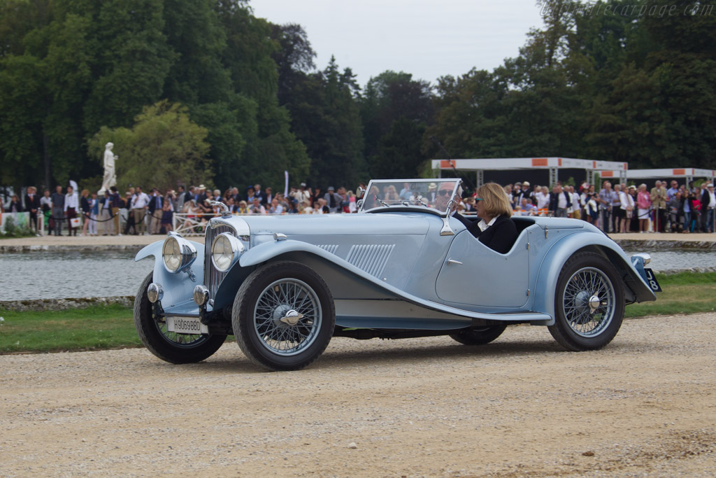 AC 16/90hp Supercharged    - 2016 Chantilly Arts & Elegance