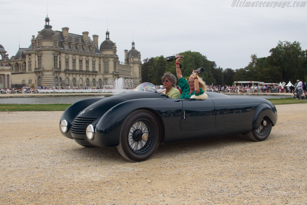 Alfa Romeo 6C 2300 Jankovits Spider - Chassis: 700316   - 2016 Chantilly Arts & Elegance