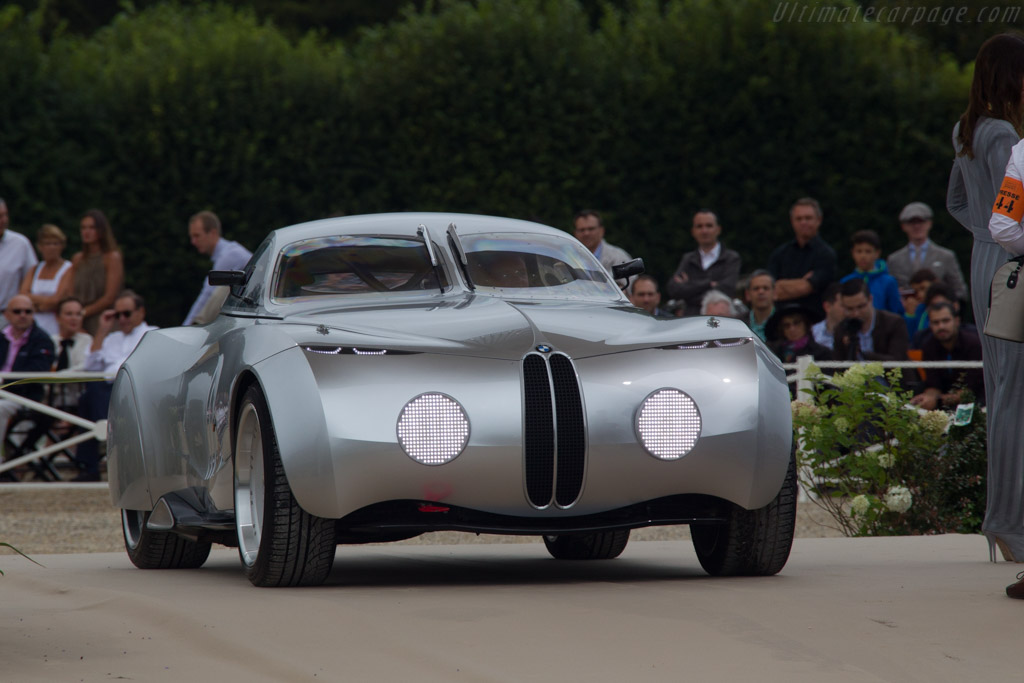 BMW Concept Coupe Mille Miglia    - 2016 Chantilly Arts & Elegance
