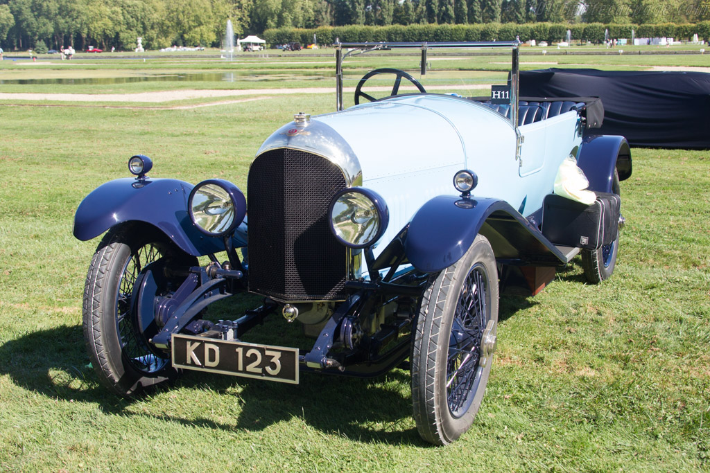 Bentley 3 Litre Sports Tourer - Chassis: HT1637   - 2016 Chantilly Arts & Elegance