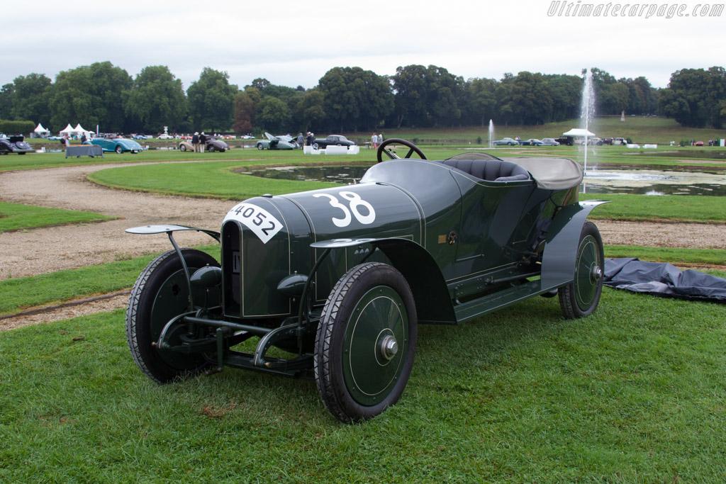 Benz 21/80 Prinz Heinrich - Chassis: 5566   - 2016 Chantilly Arts & Elegance