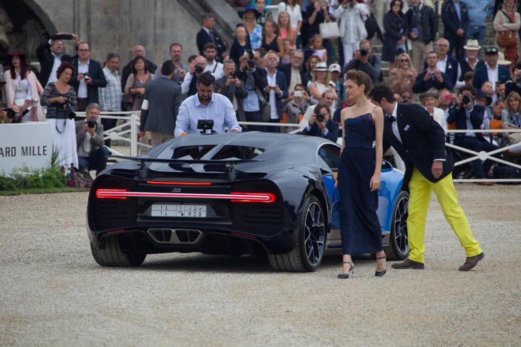 Bugatti Chiron    - 2016 Chantilly Arts & Elegance