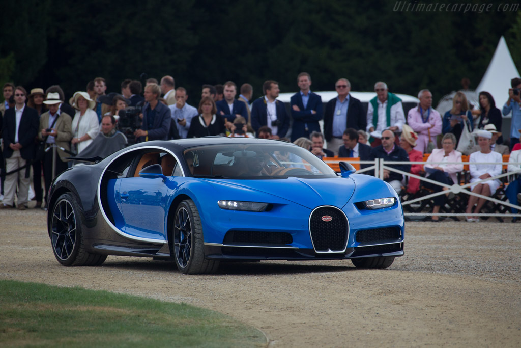 Bugatti Chiron    - 2016 Chantilly Arts & Elegance