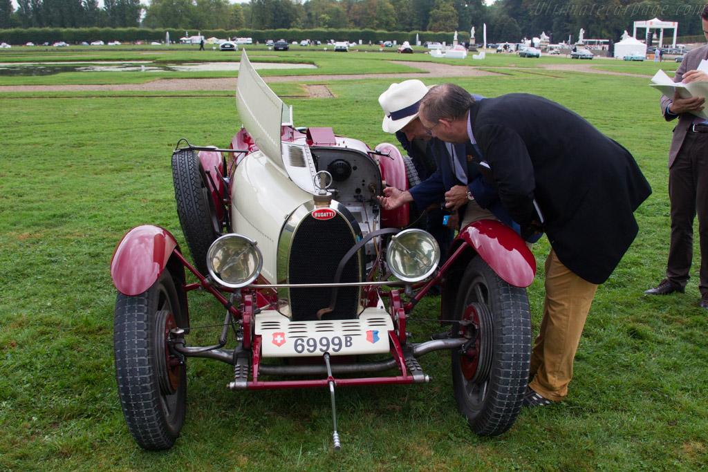 Bugatti Type 35 - Chassis: 4830   - 2016 Chantilly Arts & Elegance