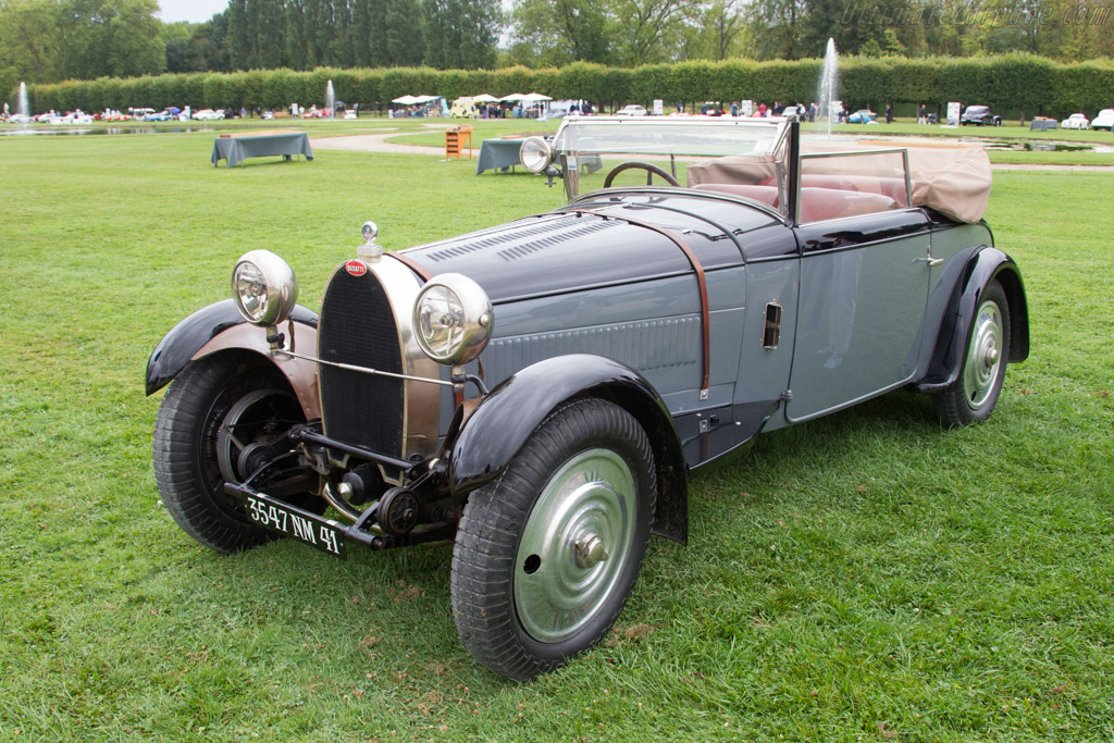 Bugatti Type 38 Figoni & Falaschi Cabriolet - Chassis: 38345   - 2016 Chantilly Arts & Elegance