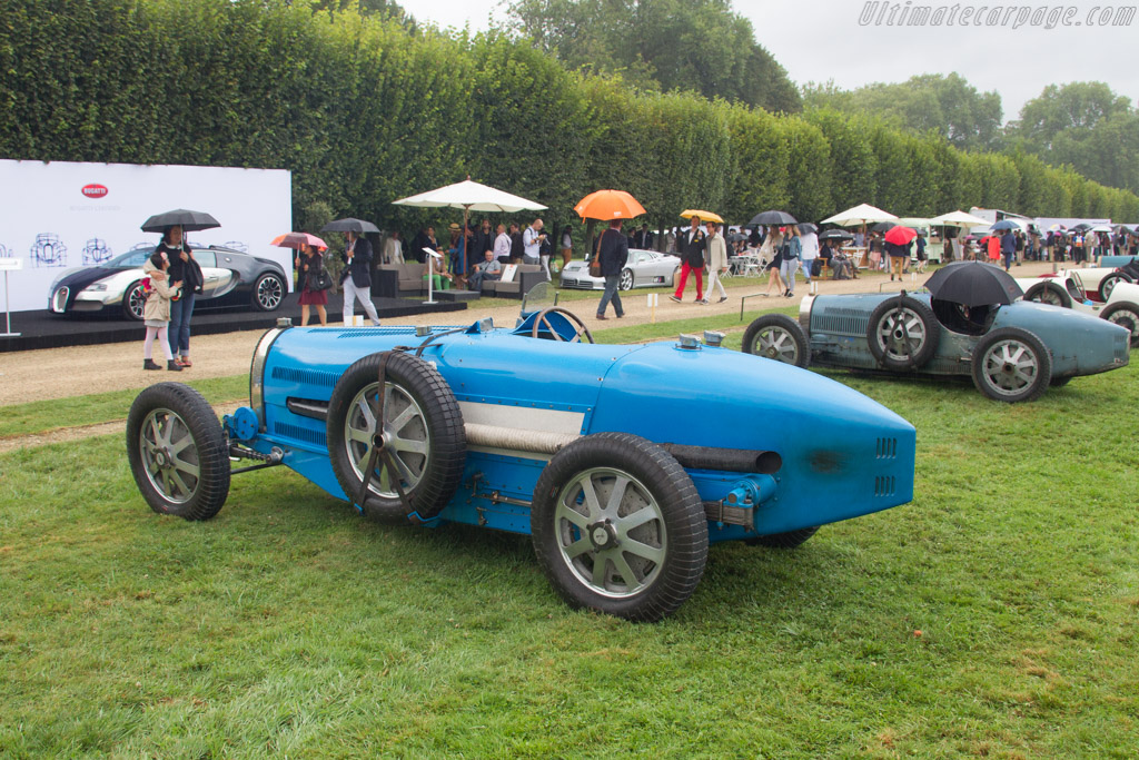 Bugatti Type 54 - Chassis: 54201   - 2016 Chantilly Arts & Elegance