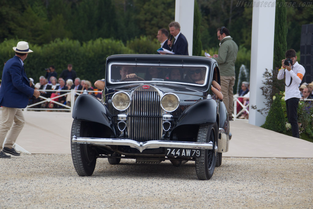 Bugatti Type 57 Atalante Coupe - Chassis: 57254   - 2016 Chantilly Arts & Elegance