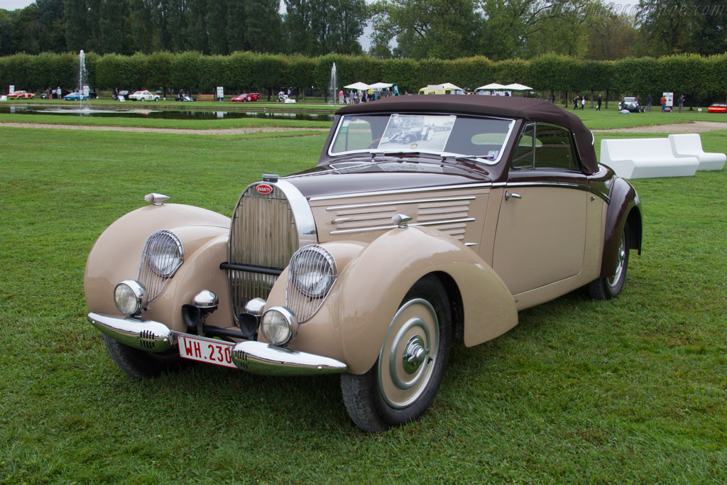 Bugatti Type 57 Letourneur & Marchand Aravis - Chassis: 57826   - 2016 Chantilly Arts & Elegance