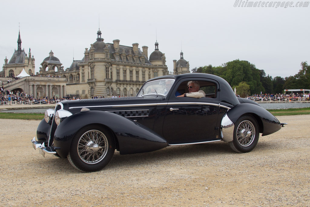 Delahaye 135 MS Chapron Coupe - Chassis: 60101   - 2016 Chantilly Arts & Elegance