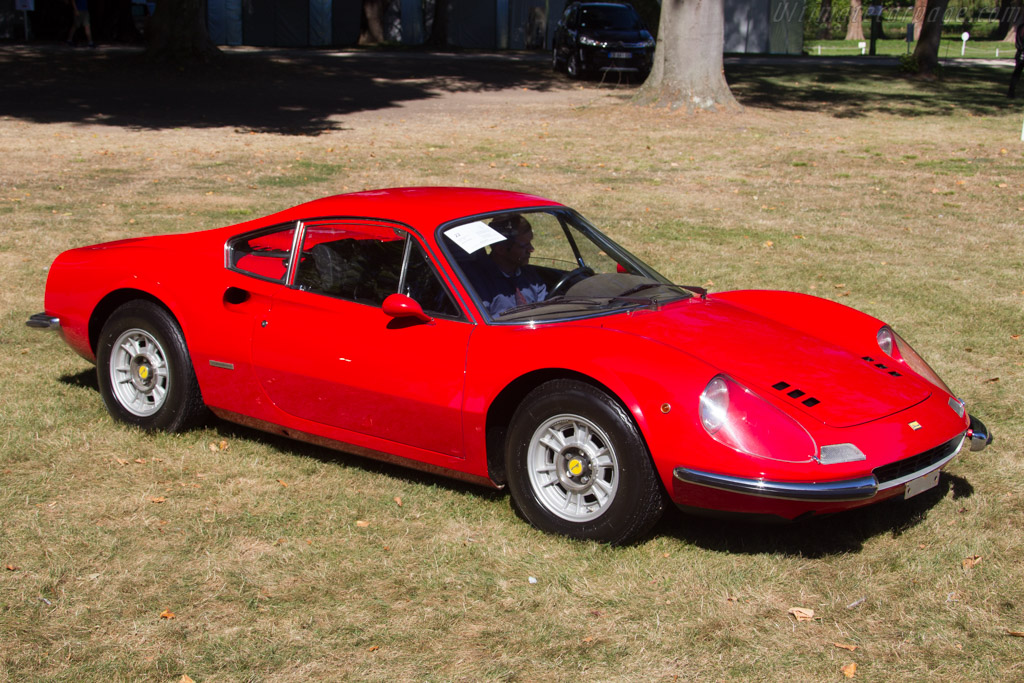 Ferrari 246 Dino GT - Chassis: 06580   - 2016 Chantilly Arts & Elegance
