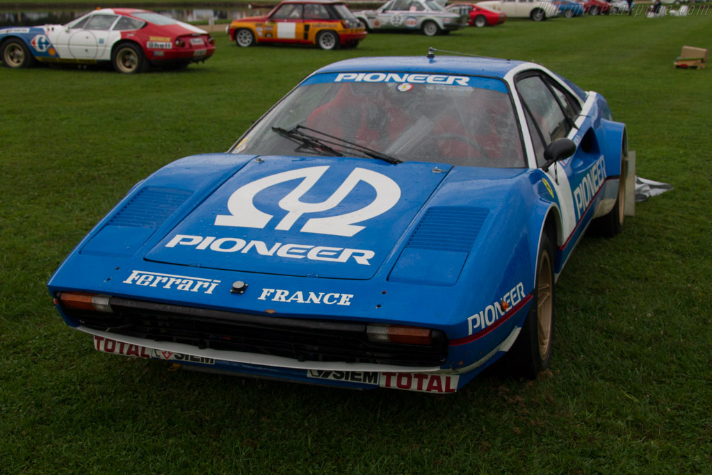 Ferrari 308 GTB Group IV - Chassis: 21071   - 2016 Chantilly Arts & Elegance