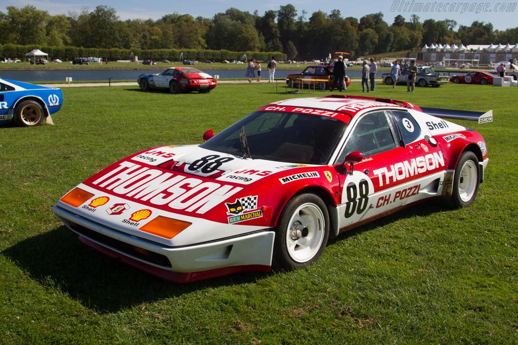 Ferrari 512 BB Competizione - Chassis: 24127   - 2016 Chantilly Arts & Elegance