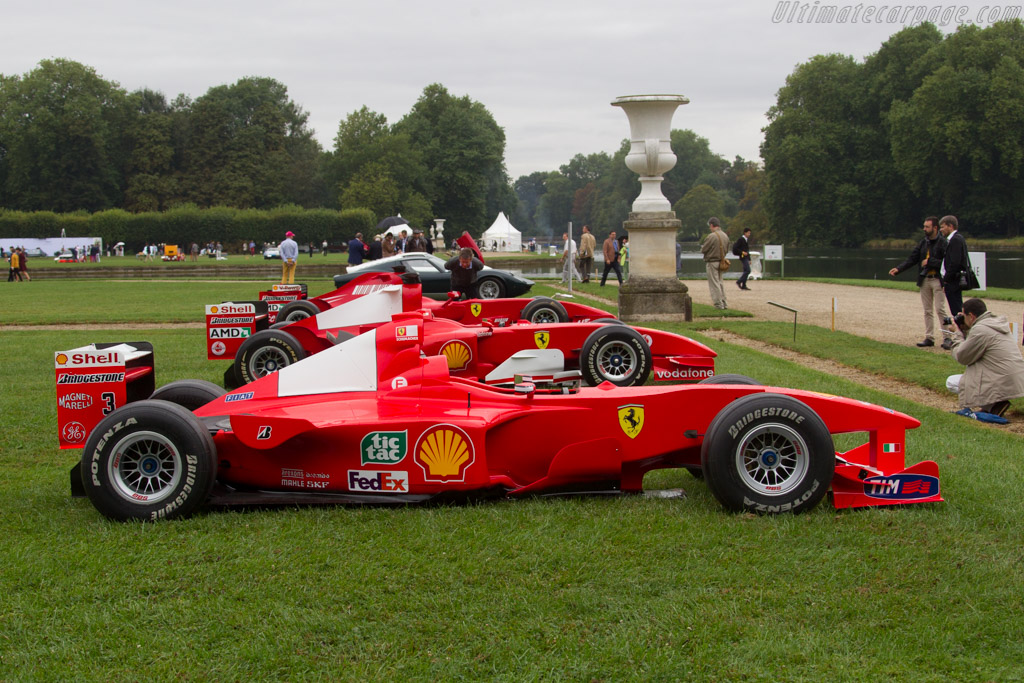 Ferrari F1-2000    - 2016 Chantilly Arts & Elegance
