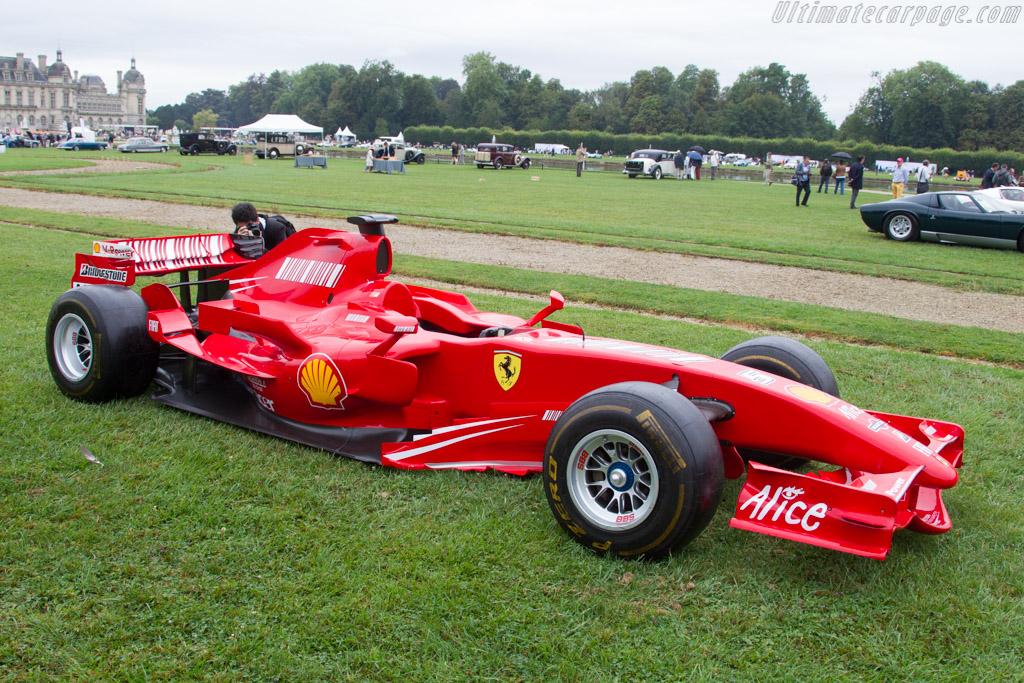 Ferrari F2004    - 2016 Chantilly Arts & Elegance