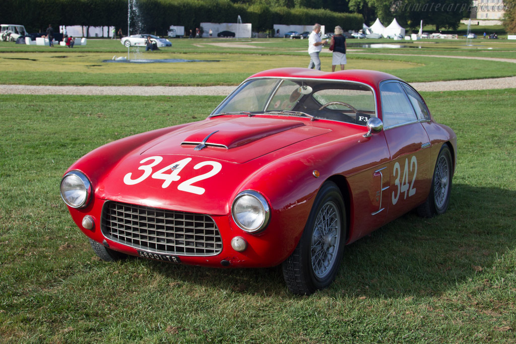 Fiat 8V Zagato Coupe - Chassis: 106*000078   - 2016 Chantilly Arts & Elegance