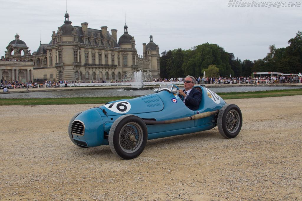 Gordini Type 11    - 2016 Chantilly Arts & Elegance