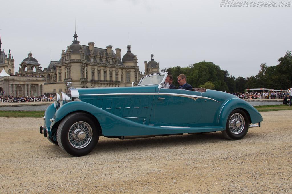 Hispano Suiza J12 Bis Saoutchik Roadster    - 2016 Chantilly Arts & Elegance