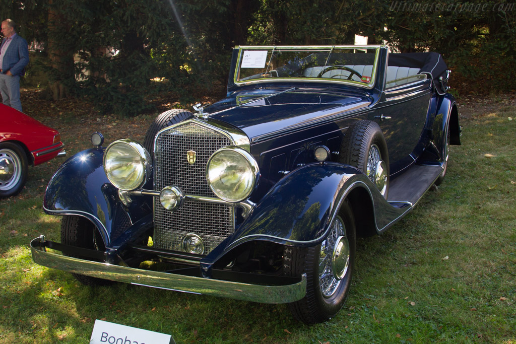Horch 780B Cabriolet - Chassis: 78380   - 2016 Chantilly Arts & Elegance