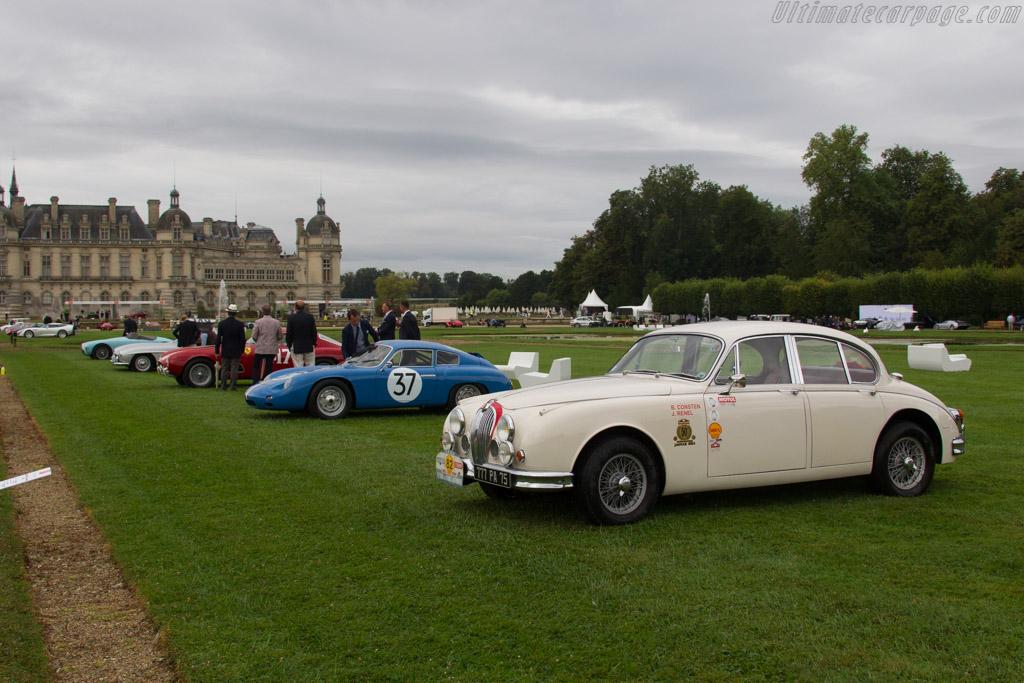 Jaguar Mk II - Chassis: 223101DN   - 2016 Chantilly Arts & Elegance