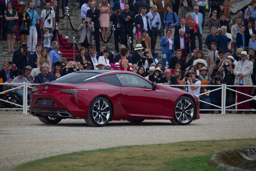 Lexus LF-LC    - 2016 Chantilly Arts & Elegance
