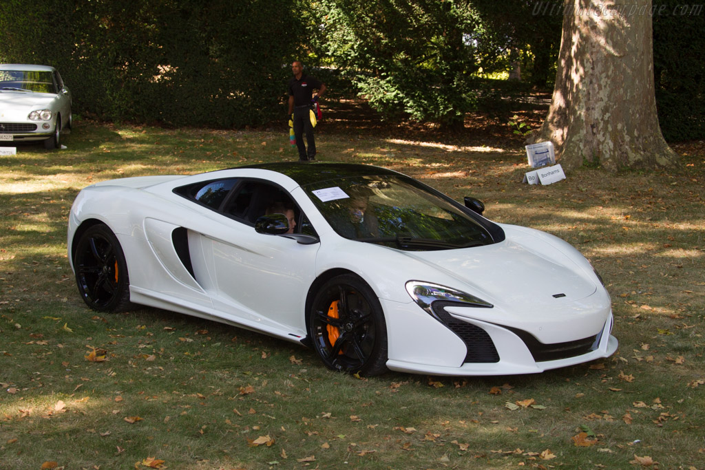 McLaren 650S - Chassis: SMB11DAB2FW004072   - 2016 Chantilly Arts & Elegance