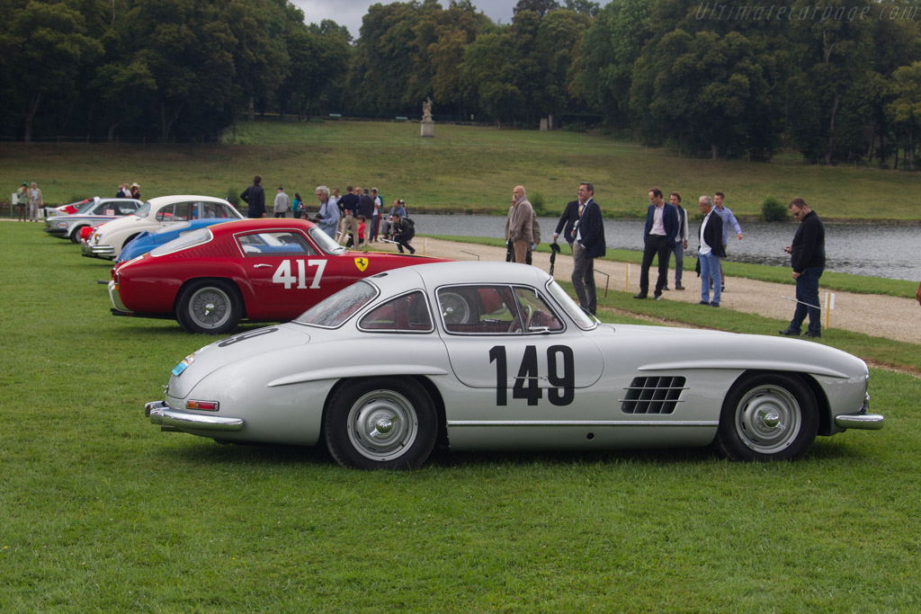 Mercedes-Benz 300 SL - Chassis: 198.040.5500640   - 2016 Chantilly Arts & Elegance