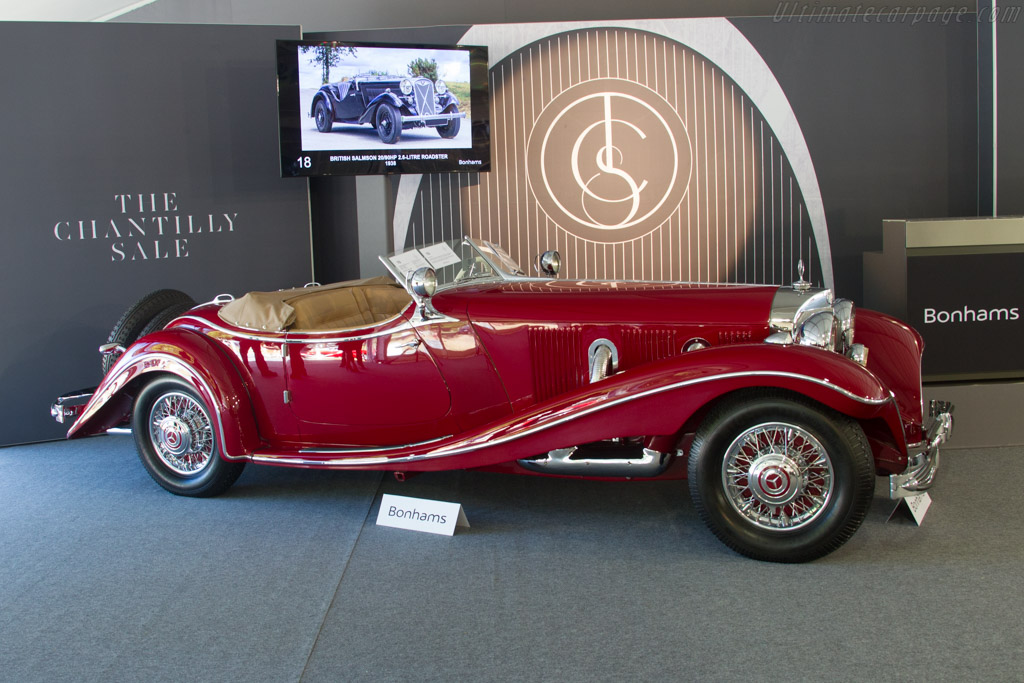 Mercedes-Benz 500 K Spezial Roadster - Chassis: 105380   - 2016 Chantilly Arts & Elegance