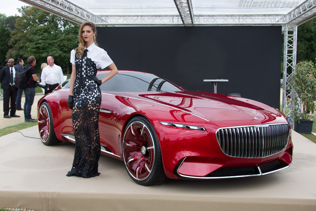 Mercedes-Maybach Vision 6    - 2016 Chantilly Arts & Elegance