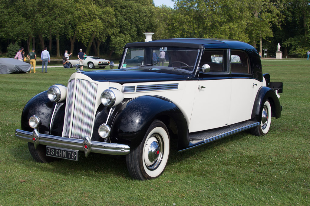 Packard 1602 Eight Franay Coupe Chauffeur - Chassis: 1602-2004   - 2016 Chantilly Arts & Elegance