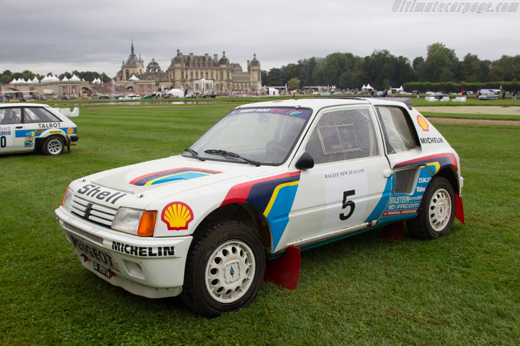 Peugeot 205 Turbo 16    - 2016 Chantilly Arts & Elegance
