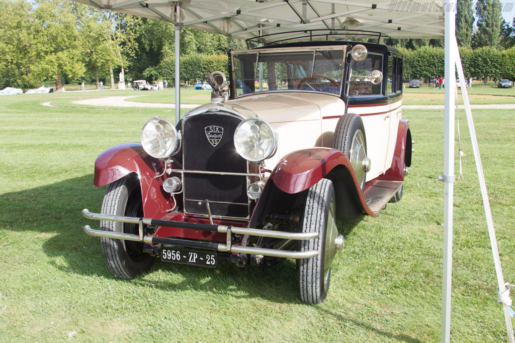 Peugeot Type 184 Landaulet    - 2016 Chantilly Arts & Elegance