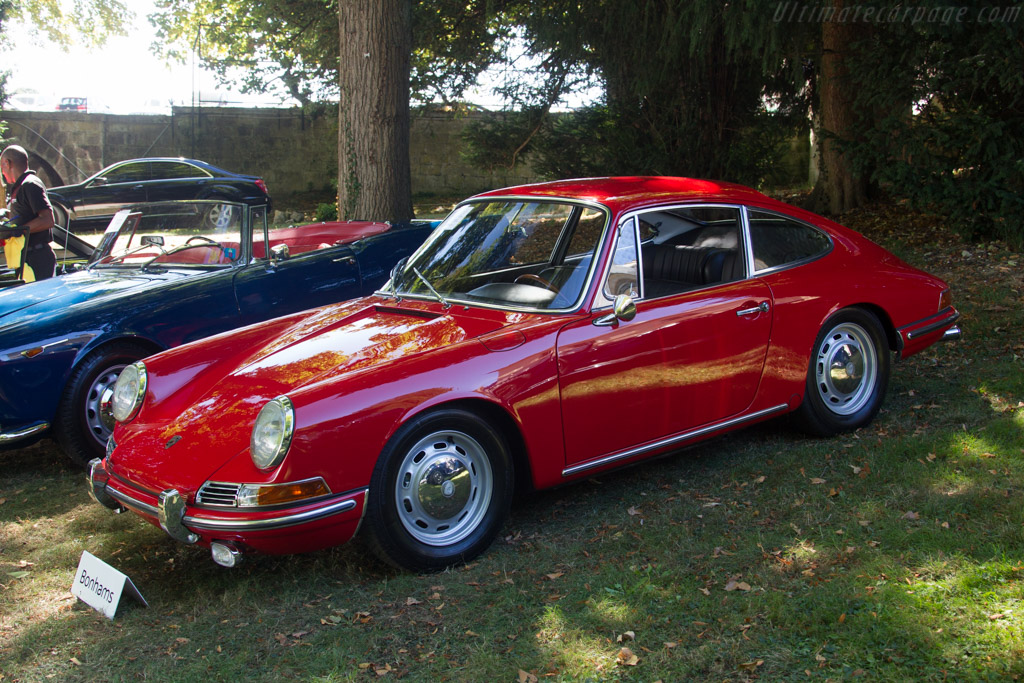 Porsche 911 Coupe - Chassis: 301153   - 2016 Chantilly Arts & Elegance