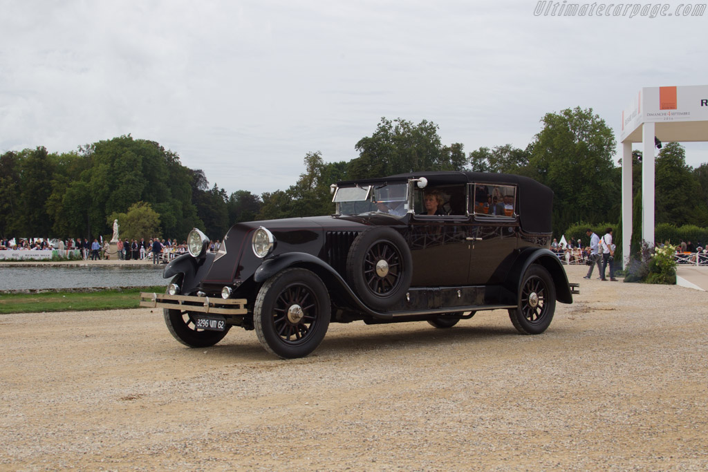 Renault NM 40CV Decouverable    - 2016 Chantilly Arts & Elegance