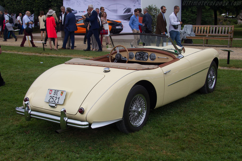 Swallow Doretti - Chassis: 1055   - 2016 Chantilly Arts & Elegance