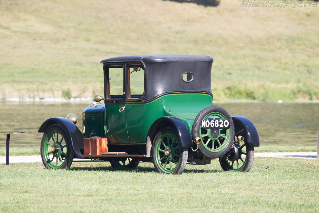Wolseley 10hp Doctor Coupe    - 2016 Chantilly Arts & Elegance