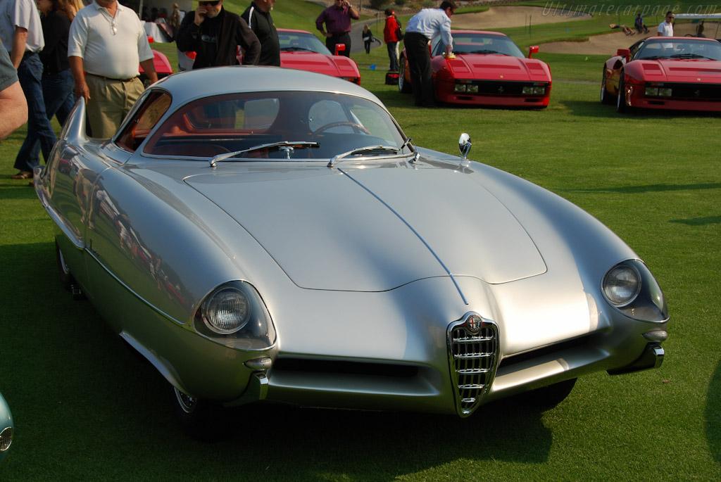 Alfa Romeo BAT 5    - 2009 Concorso Italiano