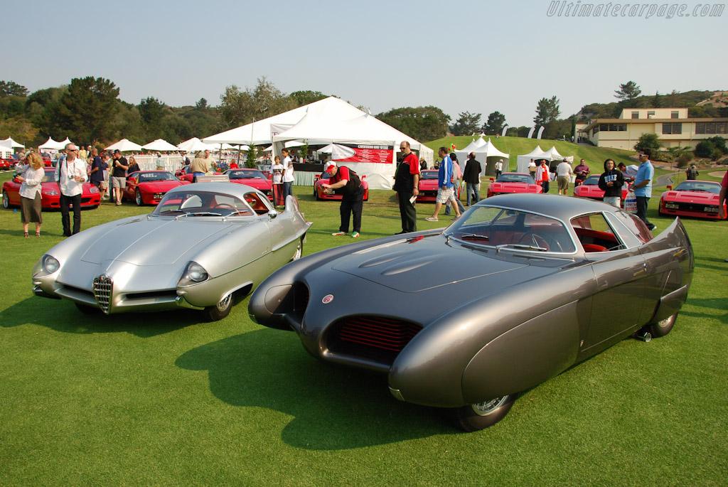 Alfa Romeo BATs    - 2009 Concorso Italiano