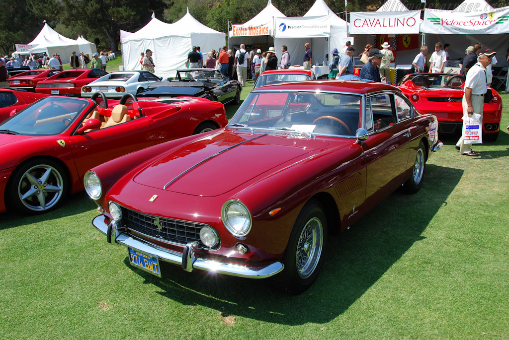 Ferrari 250 GTE    - 2009 Concorso Italiano