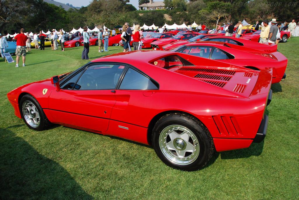Ferrari 288 GTO    - 2009 Concorso Italiano