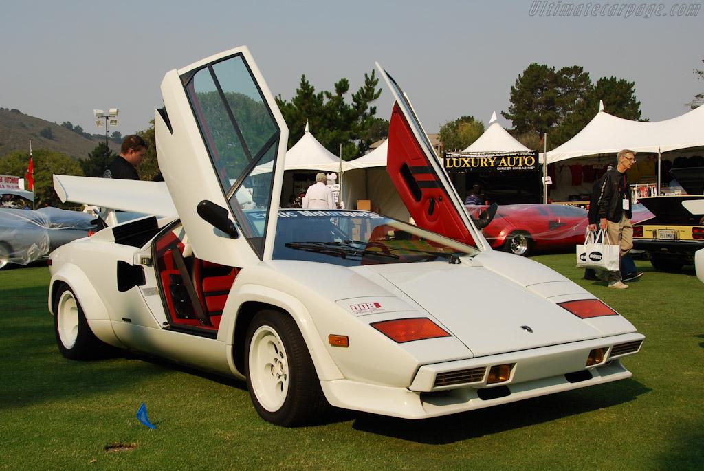 Lamborghini Countach    - 2009 Concorso Italiano