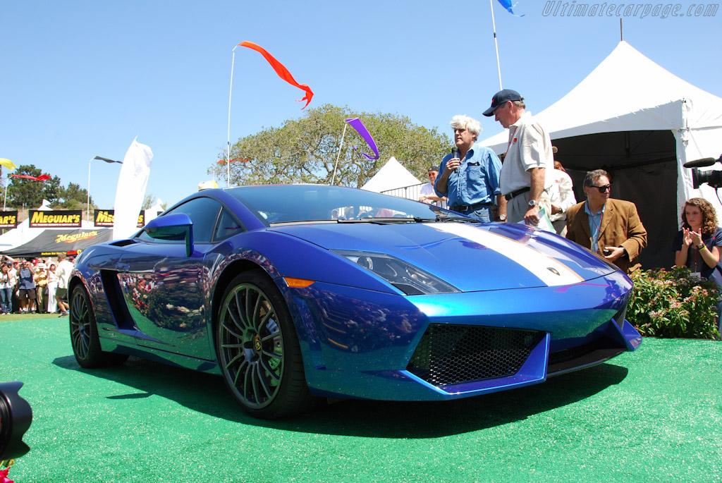 Lamborghini Gallordo Balboni    - 2009 Concorso Italiano