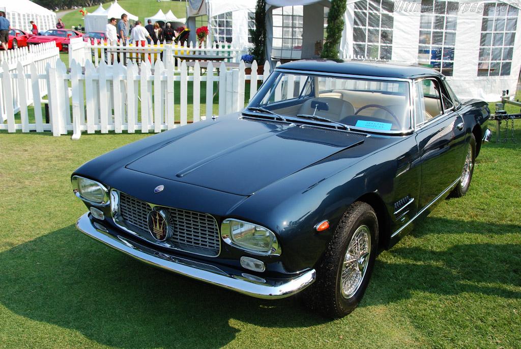 Maserati 5000 GT - Chassis: 103.046   - 2009 Concorso Italiano