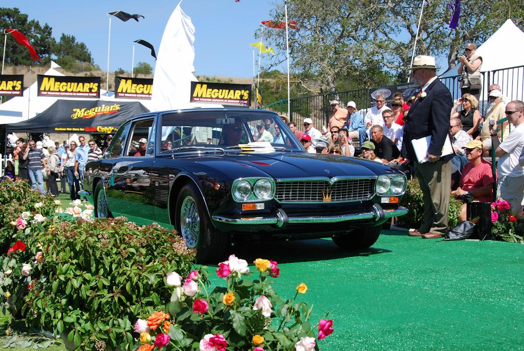 Maserati Mexico   - 2009 Concorso Italiano