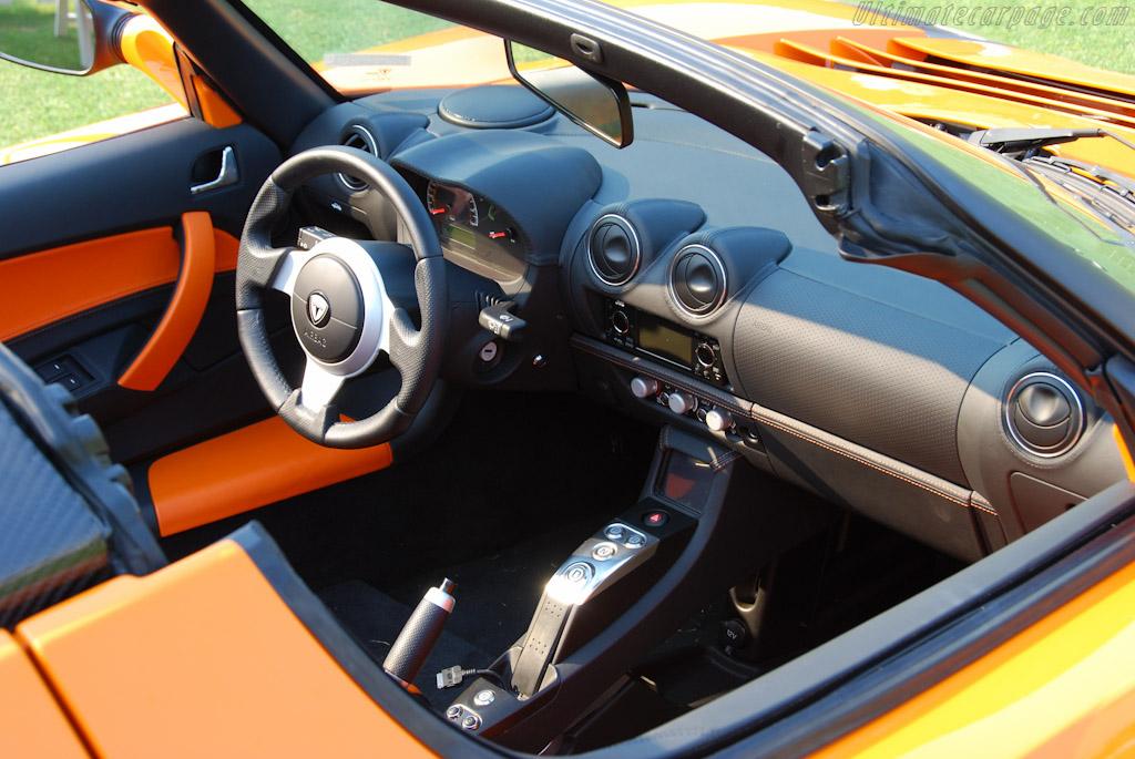 Tesla Roadster    - 2009 Concorso Italiano