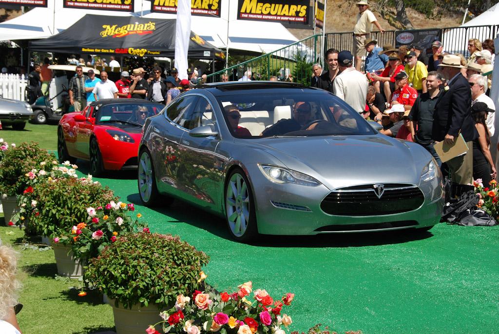 Teslas    - 2009 Concorso Italiano