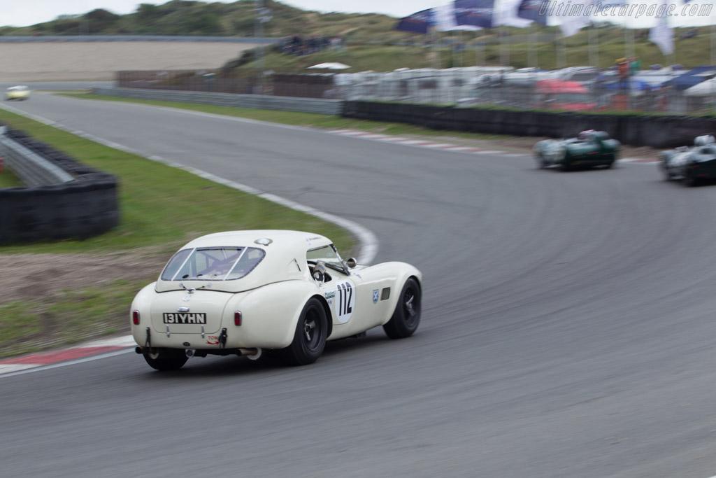 AC Shelby Cobra - Chassis: COB6008 - Driver: Tim Summers  - 2014 Historic Grand Prix Zandvoort